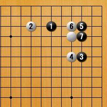 星・小ゲイマ両カカリ2-1