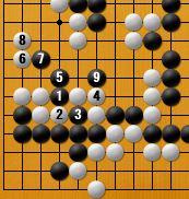 黒番互先-kgs003-2