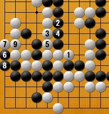 黒番互先-kgs003-4