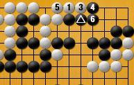白番二子局-kgs004-2