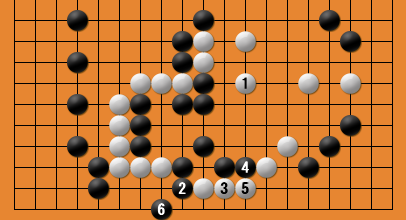 白番九子局-kgs007-1