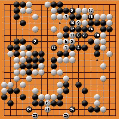 白番二子局panda006-7