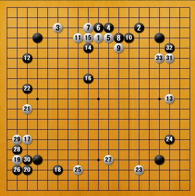 白番四子局(逆コミ)-panda007-1