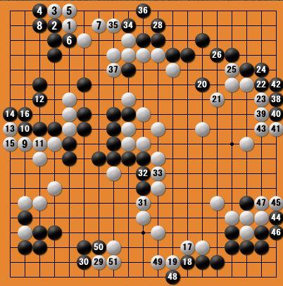 白番四子局(逆コミ)-panda007-3