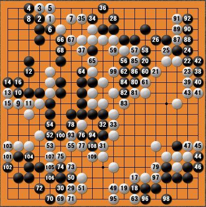 白番四子局(逆コミ)-panda007-4