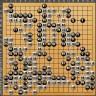 黒番 互先-panda009