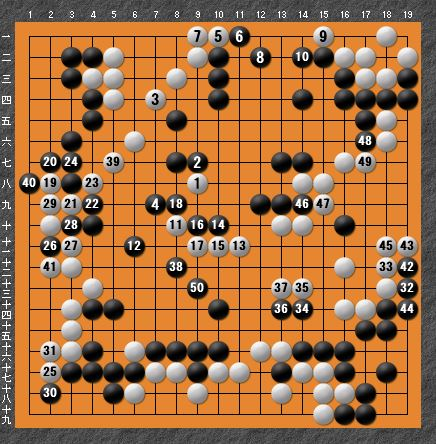 黒番 八子局-panda010-6