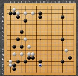 白番八子局(コミ-5.5)-PANDA015-2