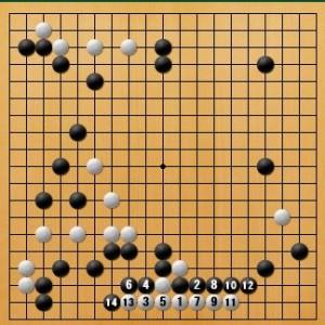 白番八子局(コミ-5.5)-PANDA015-5
