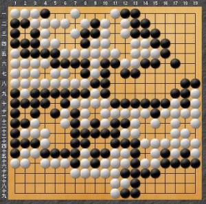 白番 互先-panda012-7