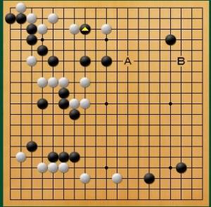 白番 互先-panda012-1