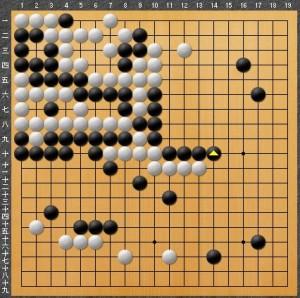 白番 互先-panda012-4