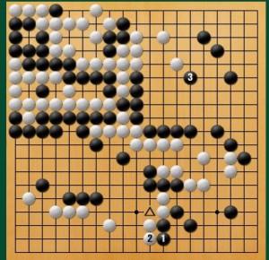 白番 互先-panda012-5