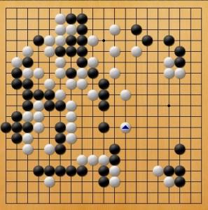 プロ棋士指導碁-吉岡P指導碁五子局-006